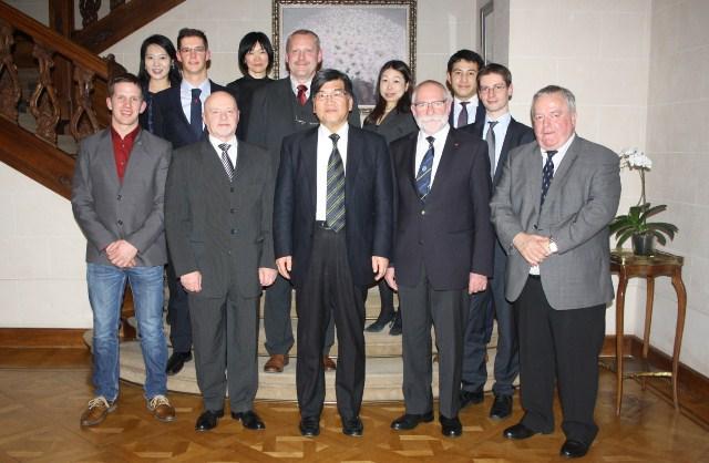 在ベルギー日本国大使館 - 大使のよもやま話